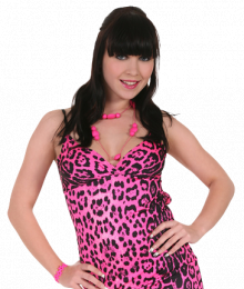 Ally Style - Pink Leopard