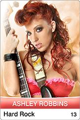 Ashley Robbins - Hard Rock
