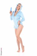 Marica Chanelle - Baby Blue Bare - 1
